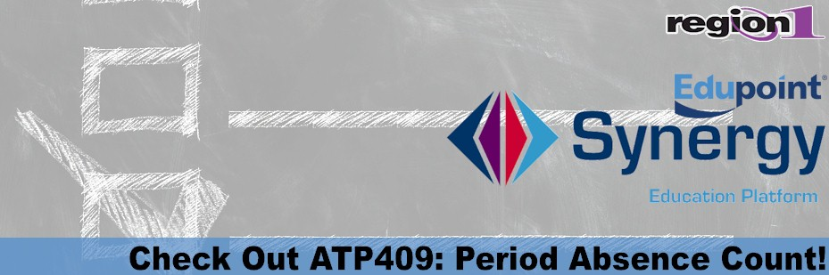 Check Out ATP409: Period Absence Count!