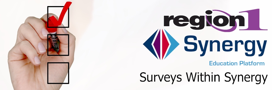 Surveys Within Synergy