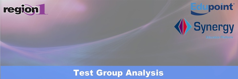 Test Group Analysis