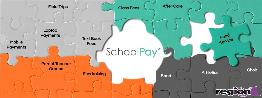 Region 1 and SchoolPay
